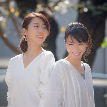 柳澤智美 & 増田晴菜/鍼灸師『やさしい手のつくり方』こどもはママのやさしい手でふ れられるだけで安心して元気に なります。東洋医学をベースとし たお子さんと触れ合う時のポイ ントで、より楽しいふれあいの時間を親子で過ごしましょう!