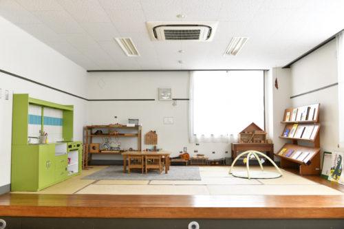 おやこサロン(1F)/和室と絵本ライブラリー
